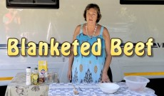 Campervan Cooking – Blanketed Beef
