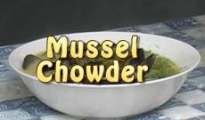 Campervan Cooking – Mussel Chowder