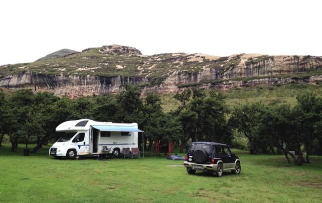 Clarens – Bergwoning at Kiara Lodge